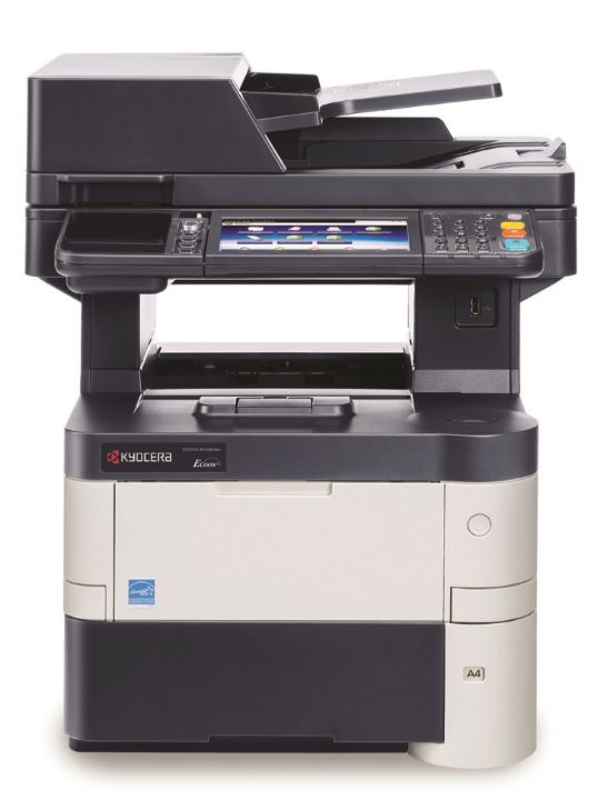 ECOSYS M3540idn Black and White Multifunctional Printer