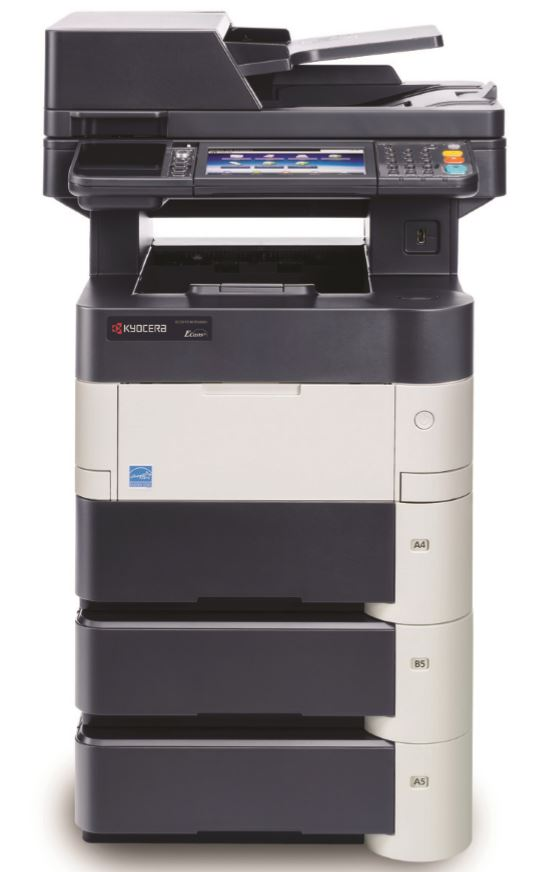 ECOSYS M3550idn Black and White Multifunctional Printer