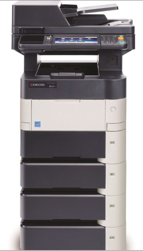 ECOSYS M3560idn Black and White Multifunctional Printer