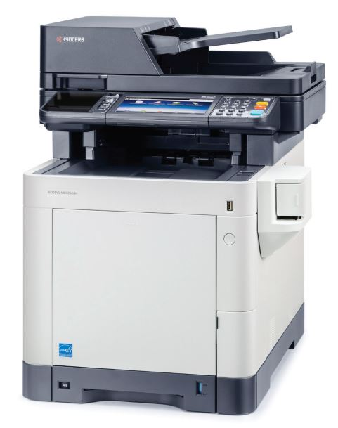 ECOSYS M6035cidn Color Multifunctional Printer