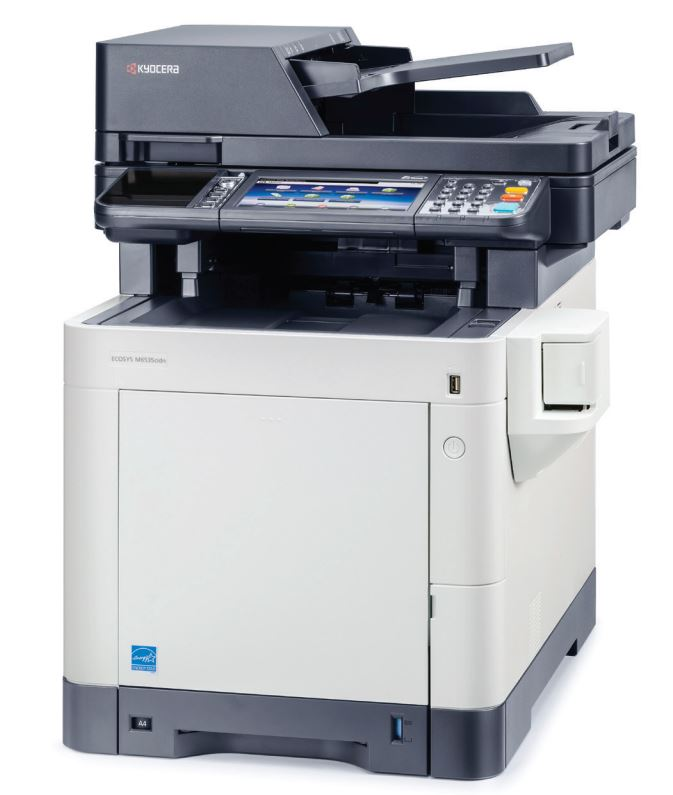 ECOSYS M6535cidn Color Multifunctional Printer